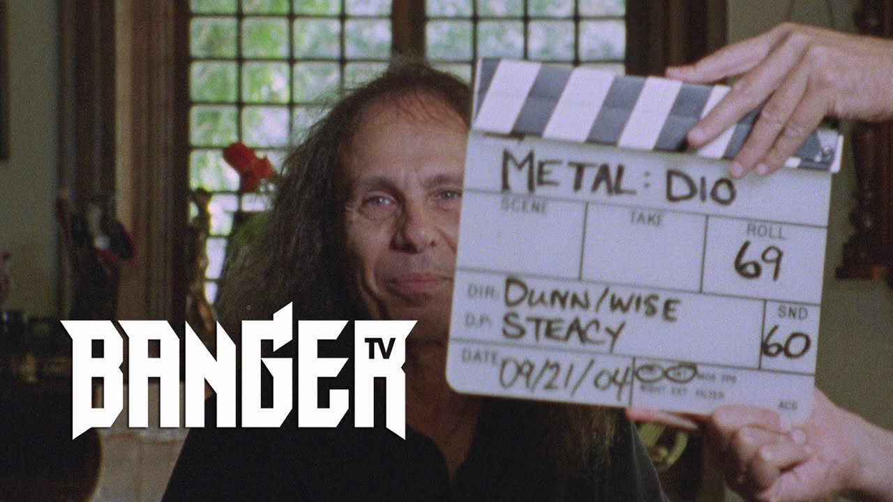 RONNIE JAMES DIO on religion and the Devil | Raw & Uncut episode thumbnail