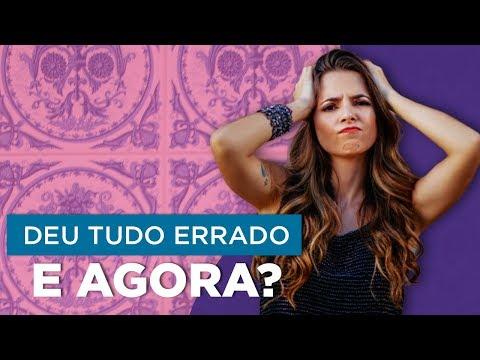 TÁ DANDO TUDO ERRADO, E AGORA?   Coach de Relacionamentos   Luiza Vono