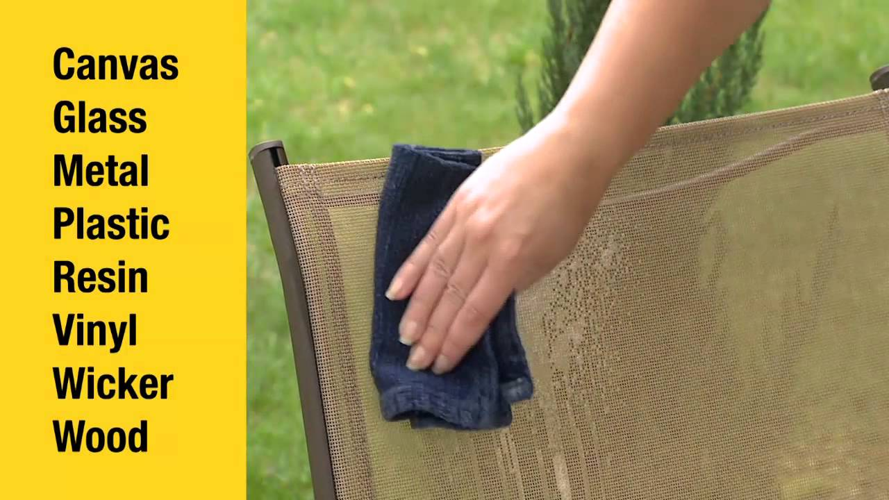 Goo Gone Patio Furniture Cleaner You