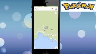 Como buscar Pokemon en Google Maps iOS/Android Free HD Video