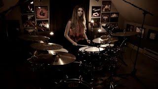 "GODSMACK ""Serenity"" |Drum Cover|~Brooke C"