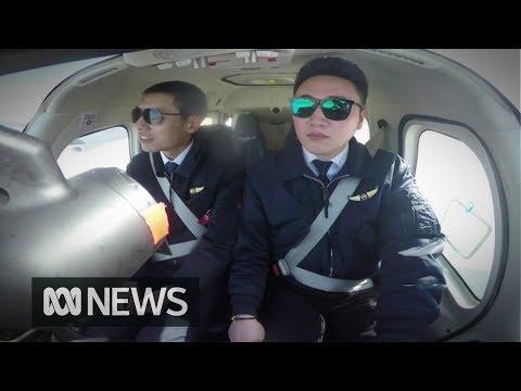 China's Mad Scramble To Fill Massive Pilot Shortage