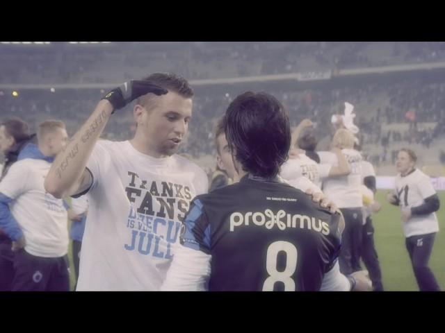 CLUB BRUGGE | Beker van België finale | Fluitsignaal | 2014-2015