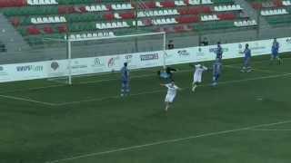 """Art-football"" 12.06.2015. Israel — Romania 2:1|  Израиль — Румыния 2:1"