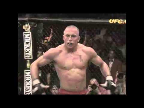 UFC 79 Liddell vs Silva, St Pierre vs Hughes