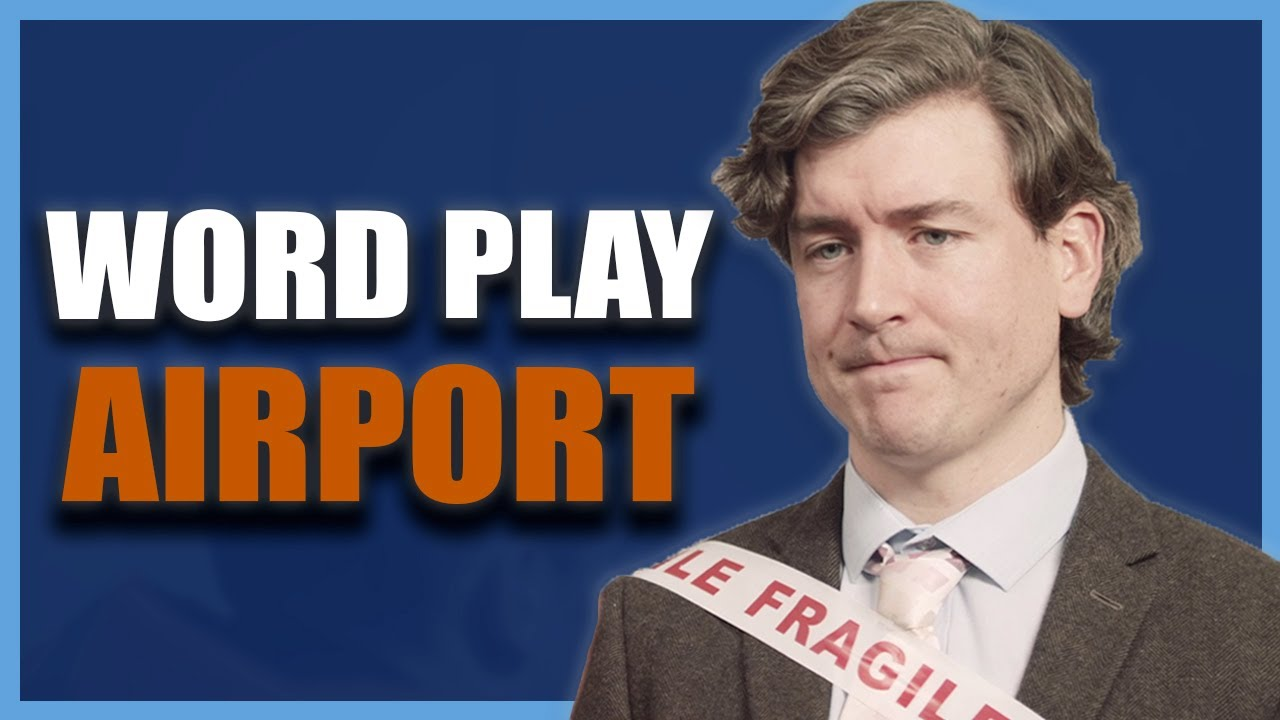 Word Play Airport | Foil Arms and Hog