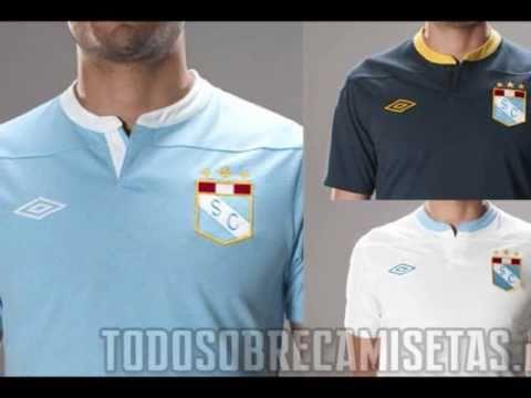 Camiseta Umbro de Sporting Cristal 2011.