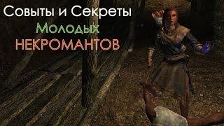 видео Skyrim - секреты и советы