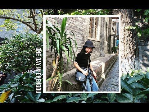 成都 Vlog    What locals and tourists do in Chengdu