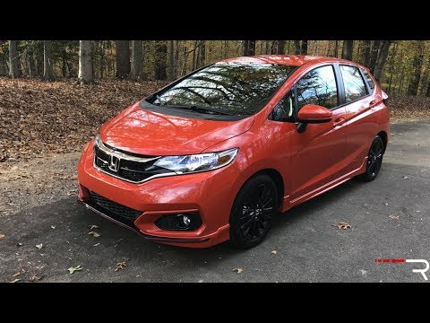 2018 Honda Fit Sport 6MT – Redline: Review