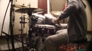 田中が叩く一分間ドラム MID TEMPO SAMBA 1 Min. Rhythms.
