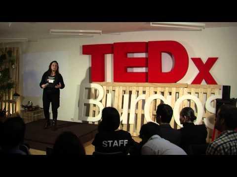 De víctimas a supervivientes: Ana Bella at TEDxBurgos