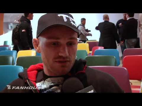 UFC 121: Martin Kampmann Won't Argue With Those Who Call Jake Shields Boring