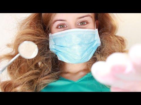 Binaural ASMR Dentist check up roleplay