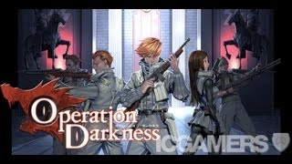 Operation Darkness en español XBOX 360