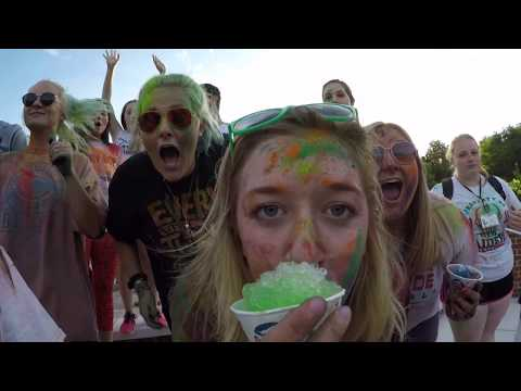 Bloomsburg Move in and Welcome Weekend 2018