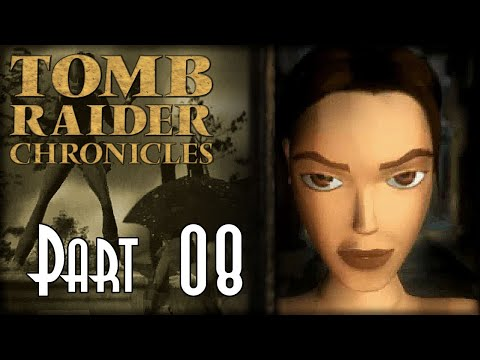 Let's Blindly Play Tomb Raider Chronicles! - Part 08 of 23 - Deepsea Dive