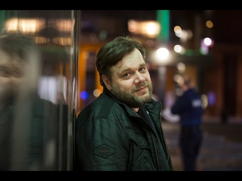 Festival 2015  In Conversation  Miroslav Slaboshpitsky