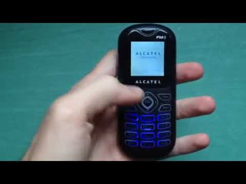 Alcatel OT-208 review (ringtones, wallpapers & games)