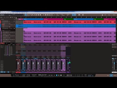 Vocal Thickening Trick in Studio One - Warren Huart: Produce Like A Pro