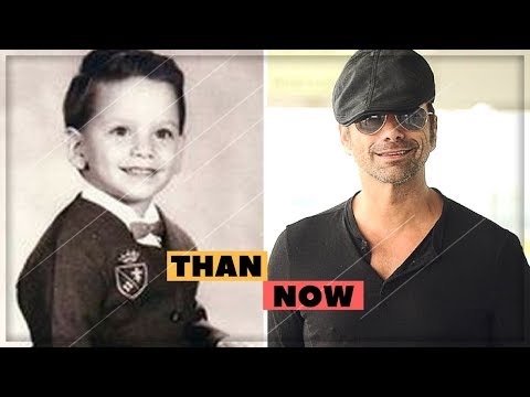 John Stamos  Changing Looks From 1 To 54 Years Old