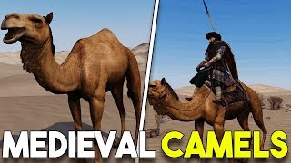 CAMELS IN BANNERLORD - Mount and Blade II Bannerlord NEW UNITS