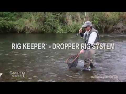 RIG KEEPER™ -- Dropper Rig System -- SMITH CREEK® NEW ZEALAND