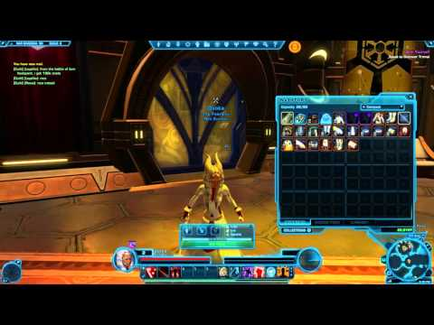 how to get czerka crate-o-matic swtor