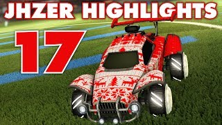 JHZER Highlights 17 | Rocket League Competitive