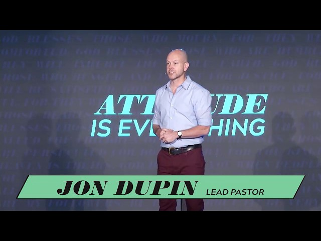 Attitude Is Everything - Week Two