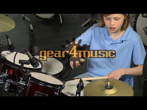 Junior 5 Piece Drum Kit by Gear4music