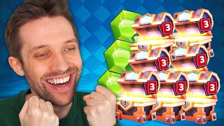 Mein TEUERSTES CASE OPEΝING in Clash Royale