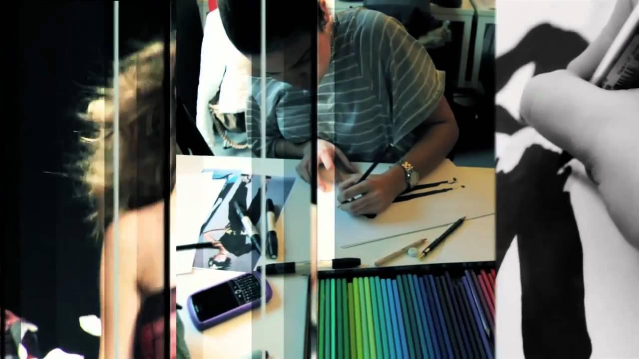 Istituto marangoni campus milano youtube for Istituto marangoni