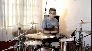 SOMKIAT - ช่างมัน Drum cover Beammusic