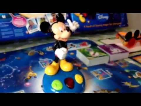 Talking Mickey Mouse Disney Party Co Board Game Rules