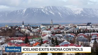 Iceland Ends Capital Controls to Help Economy Recover