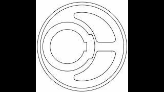 AutocAD 2D Practice Drawing-Ba…