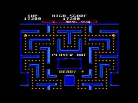 MS. Pac-Man: Relembrando o game (RIP Masaya Nakamura)