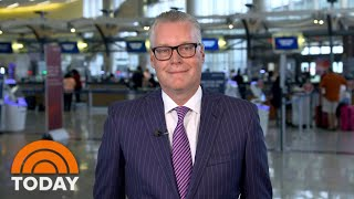 Delta CEO Reacts To  Fuel Shortage's Impact On Travel
