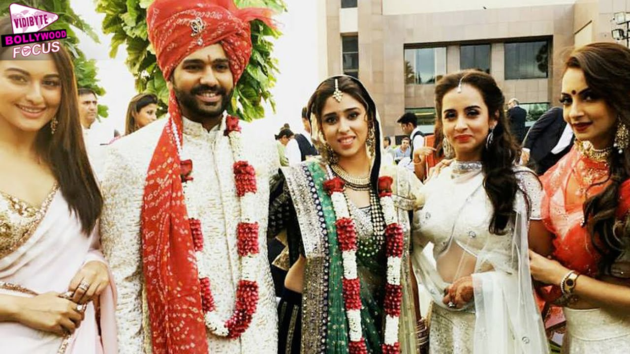 cricket player rohit sharma wedding exclusive video