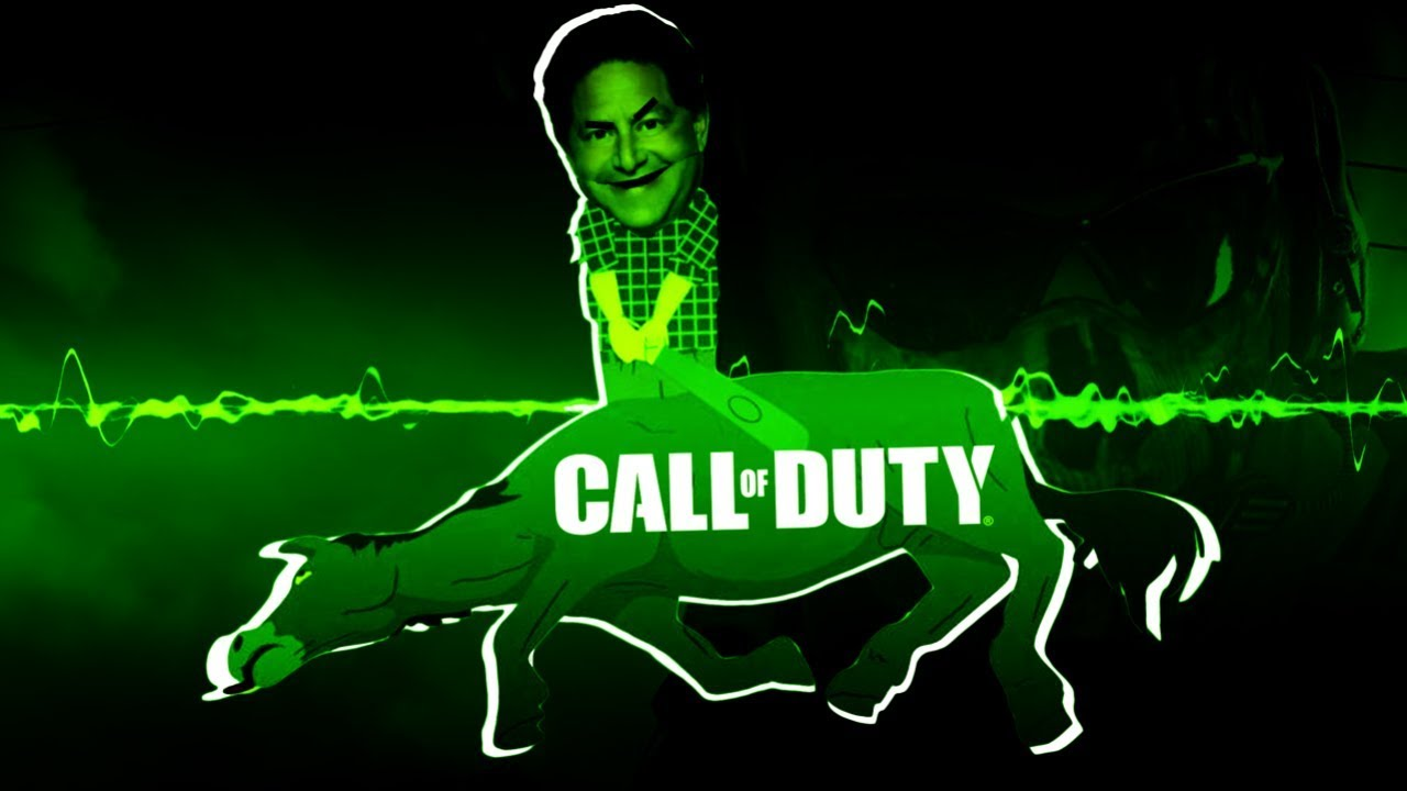 Call of Duty: Milking A Dead Horse