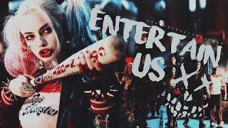 ● suicide squad   entertain us. thumbnail