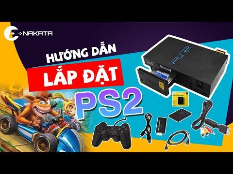 [NAKATA SHOP]  Hướng Dẫn Lắp Đặt Và Sử Dụng Máy PS2