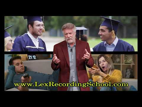 Vlog 2. Introducing The Lexington School for Recording Arts