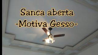 Sanca aberta/Sala de TV