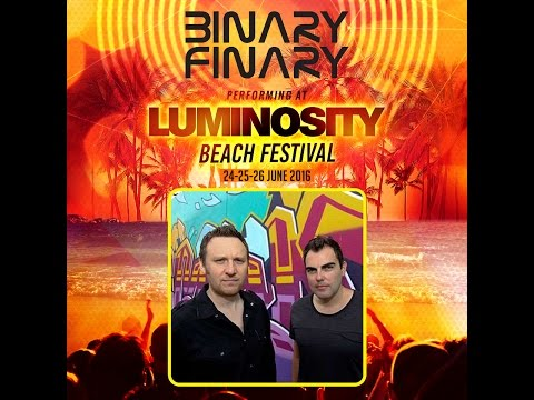 Binary Finary Classics Special [FULL SET] @ Luminosity Beach Festival 26-06-2016