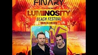 Binary Finary Classics Special [FULL SET] @ Luminosity Beach Festival 26-06-2016