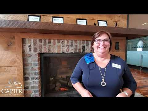 Carteret Community College presents the Hospitality Program and Opportunities