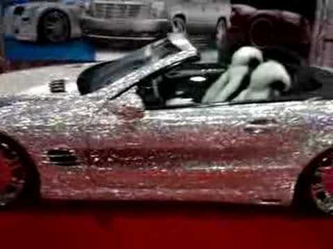 Glitter Car