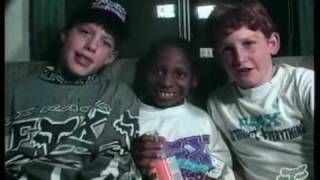 Travis, Bubba & RC: The younger years